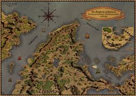 Fantasy Maps Freelance Artist Cartographer Available For Commissions