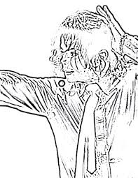 michael jackson coloring pages printable youtuf com