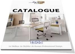 catalogue mobilier de bureau bureau open space pour 4 personnes design plateau coulissant en promo