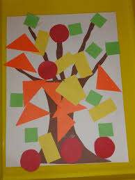 fall geo trees create your tree then write a story problem and