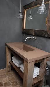 Concrete Vanity Counterevolutionfarmhouse Revisited Zero Radius Vanity Top