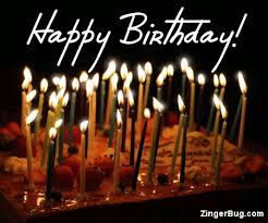 happy birthday candle happy birthday candles animated gif birthday cards free