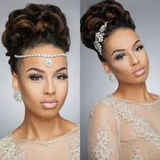 hair styles with rhinestones 43 black wedding hairstyles for black women