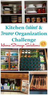 how to organize kitchen cupboards and drawers for drawers kitchen cabinet organization