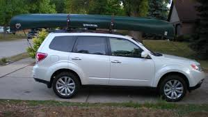 2013 subaru outback lifted bwca yakima racks on a 2013 subaru outback boundary waters