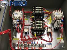 quincy compressor control panel 5hp 200vac 3ph 60hz 90521i221dx