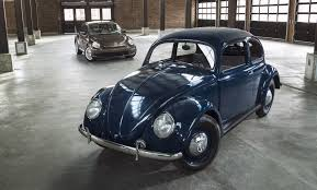 volkswagen car beetle old first volkswagen beetle arrived in a u s showroom 65 years ago