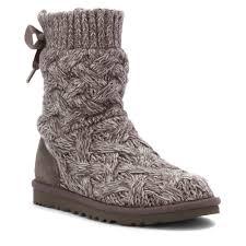 s isla ugg boot ugg australia s isla ski boots ug 8973733 heathered grey