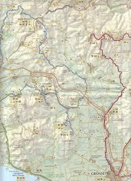 Tuscany Map Italy