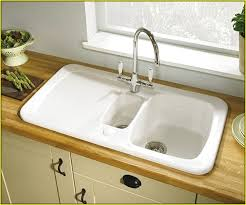 Ikea Sink Kitchen Kitchen Extraordinary Kitchen Sinks With Drainboards Vintage
