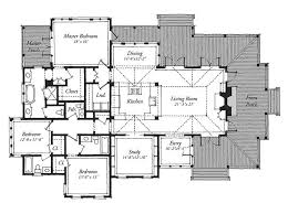 southern living floor plans tideland southern living house plans