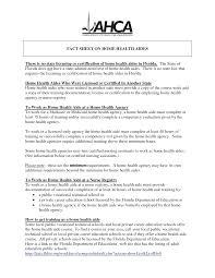 home aide resume resume cv cover letter