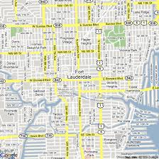 map of ft lauderdale map of fort lauderdale united states hotels accommodation
