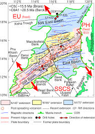 Map Of South China Sea by Geodynamics Of The South China Sea Pdf Download Available