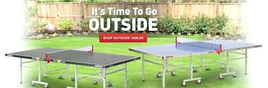 outdoor ping pong table costco awesome outside ping pong table for home ideas medsonlinecenter info