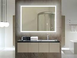 skillful backlit bathroom mirror u2013 parsmfg com