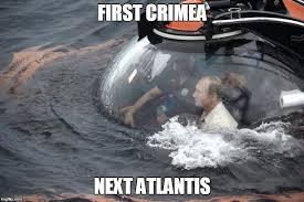 Villain Meme - bond villain putin imgflip