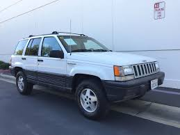 jeep cherokee fire used 1995 jeep grand cherokee laredo 2wd at city cars warehouse inc