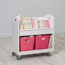 book storage kids kids book storage white kids rolling book storage shelf and bin