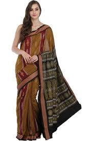 weave on buy bomkai sarees indian sarees exoticindia
