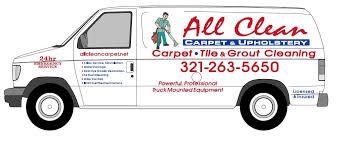 Upholstery In Orlando Fl All Clean Carpet U0026 Upholstery Inc In Orlando Florida 32817