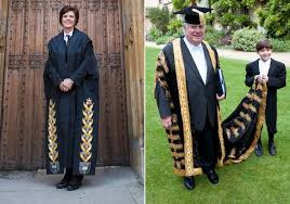 academic robes academic dress of oxford