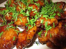 la cuisine asiatique poulet chinois caramélisé chicken caramelised la cuisine de amal