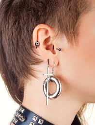 cartilage earrings cartilage earring trends what to buy