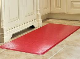 red rug for awesome red kitchen rugs fresh home design