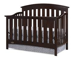 How To Convert Graco Crib To Full Size Bed by Graco Arlington 4 In 1 Convertible Crib Espresso Baby Baby