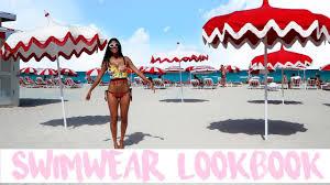 luxury designer swimwear lookbook miami maria teresa lopez