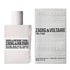 Parfum Axl this is zadig voltaire for eau de parfum