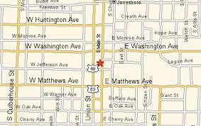 map of jonesboro ar usbc directions jonesboro