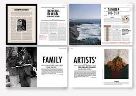 publication layout design inspiration magspreads editorial design and magazine layout inspiration