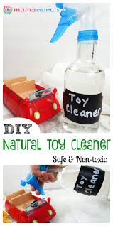 diy natural toy cleaner u2013 mama instincts