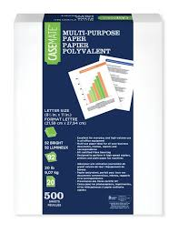 casemate multi purpose paper 500 sheets walmart canada