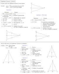 math plane equidistance theorem proofs