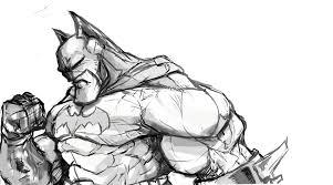 batman sketchbook pro by donnygreen on deviantart