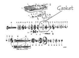 farmall m trans diagram trans layout tractorshed com