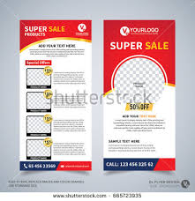 dl size flyer template yourweek 00bc8deca25e