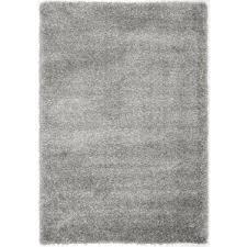 Silver Grey Rug Modern Area Rugs Allmodern