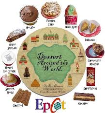 best desserts of epcot elly and caroline s magical moments