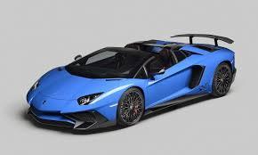 lamborghini sport lamborghini u0027s 750 hp aventador superveloce roadster roars into