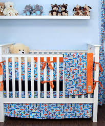 Airplane Crib Bedding My Blankee Blue Airplane Crib Bedding Set Zulily