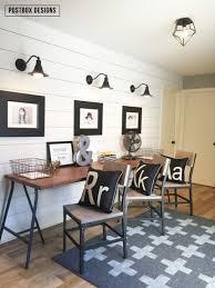 55 best farmhouse homeschool room design ideas study rooms
