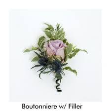 boutonniere flower lavender wedding corsage boutonniere package martin s