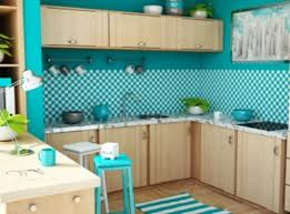 Painted Kitchen Backsplash  Kitchen Backsplash Designs Ideas - Painted kitchen backsplash