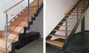 treppen stahl holz trepgo gmbh plz 86947 weil individuelle stahl holz treppe