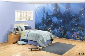 the today show features trend forward wall murals from murals your way murals make a big impact for cash strapped consumers dolphins paradise wall mural available at lowe s stores for under 100