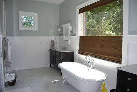Benjamin Moore Gray Bathroom - choosing pottery barn bathroom furniture to complete your bathroom